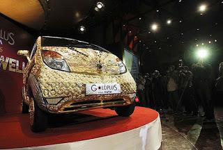 أرخص سيارة العالم مطلية بـ80