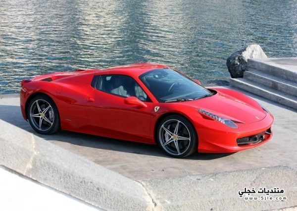فيراري سبايدر 2013 Ferrari Spider