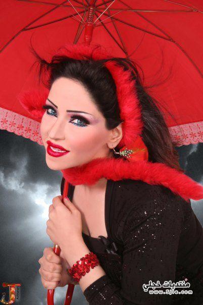 مكياج فاطمة العبدالله 2012 فاطمة