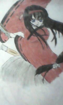 تجرتي لرسم الانمي