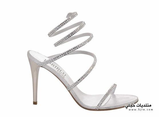 احذية للعروس 2014