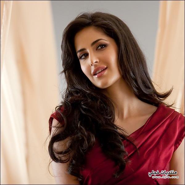 تسريحات الممثله الهندية كاترينا تسريحات