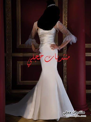 فساتين زفاف ديمتريوس 2012 ازياء