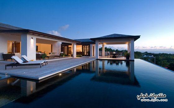 اجمل حمامات سباحة ومنازل فاخرة