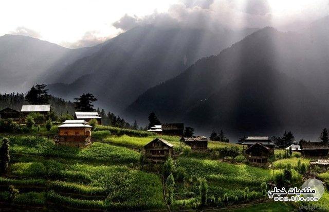 وادي كشمير وادي كشمير السياحة