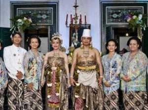 مراسم زفاف اابنة سلطان اندونيسيا