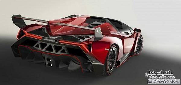 لامبورغيني تكشف رسمياً فينيو Roadster,