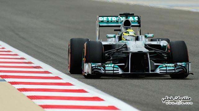 روزبرغ المنطلقين سباق البحرين سباق
