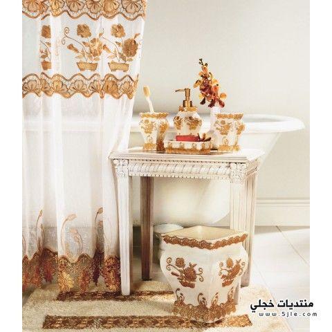 اجمل ستاير للحمامات 2014