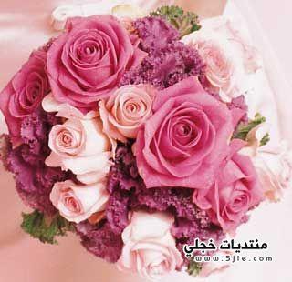 بوكيهات ناعمه للعروس 2014 بوكيهات