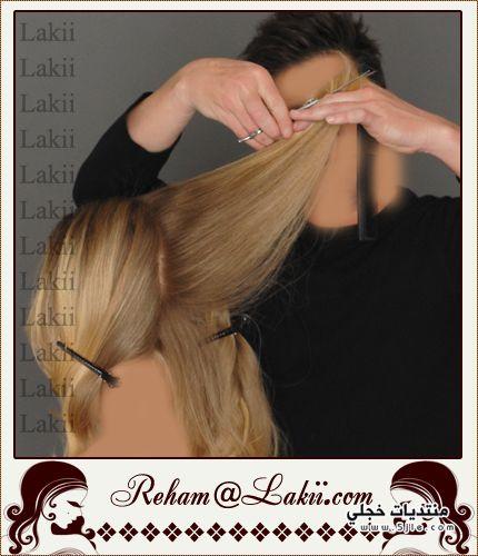 طريقة الشعر القصير 2014 كيفية