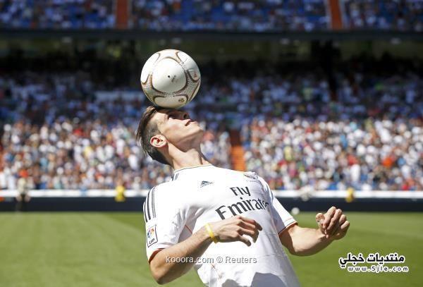 جاريث ريال مدريد gareth bale