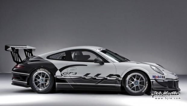 بورش تكشف سيارة لعام 2014