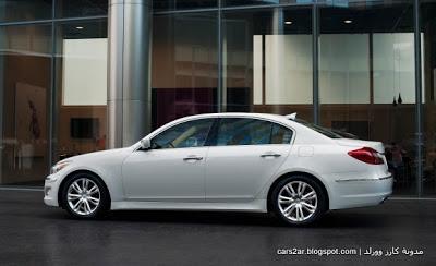 هيونداي جينيسيس 2012 Hyundai Genesis