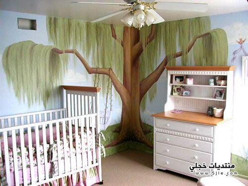ديكورات اطفال 2014 الوان الاطفال