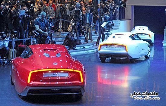 معرض جنيف للسيارات 2013 معرض
