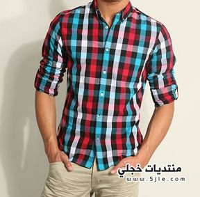 اجمل قمصان للشباب 2014