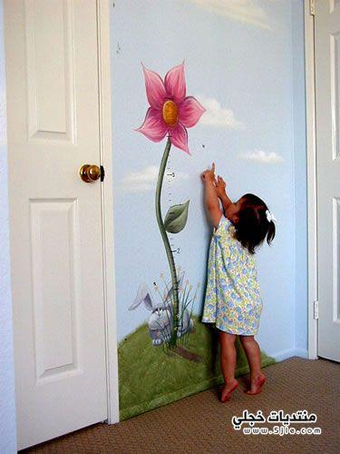 ديكورات الاطفال 2014 تصاميم ستائر