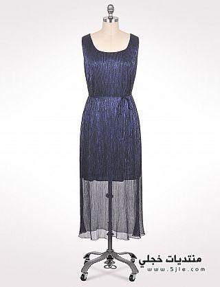 اجمل الفساتين الناغمه 2014