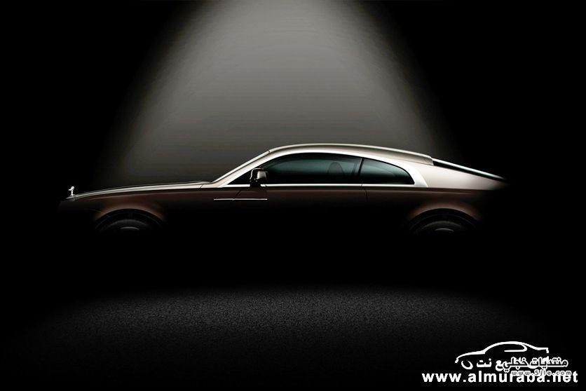 Rolls-Royce Wraith رولز رويس الشبح