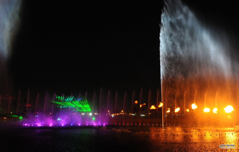 اوقات الزيارة لمنتزه الملك عبدالله