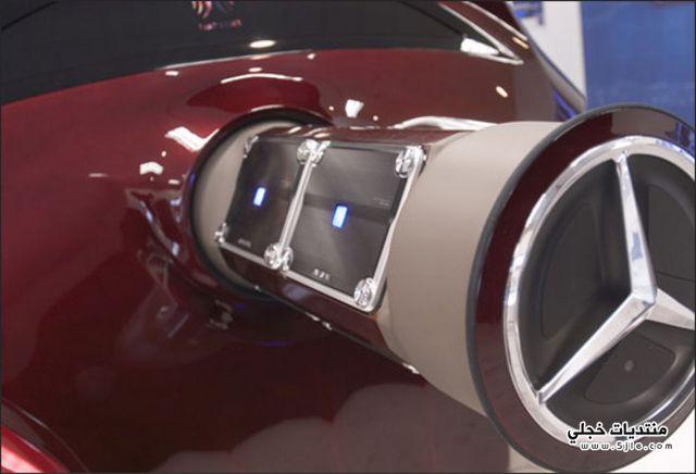 سيارات مرسيدس 2012