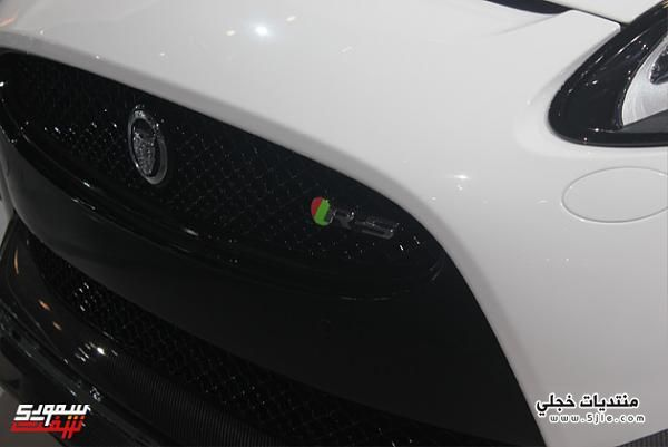 جاكوار تكشف xkr-s أقوى سياراتها