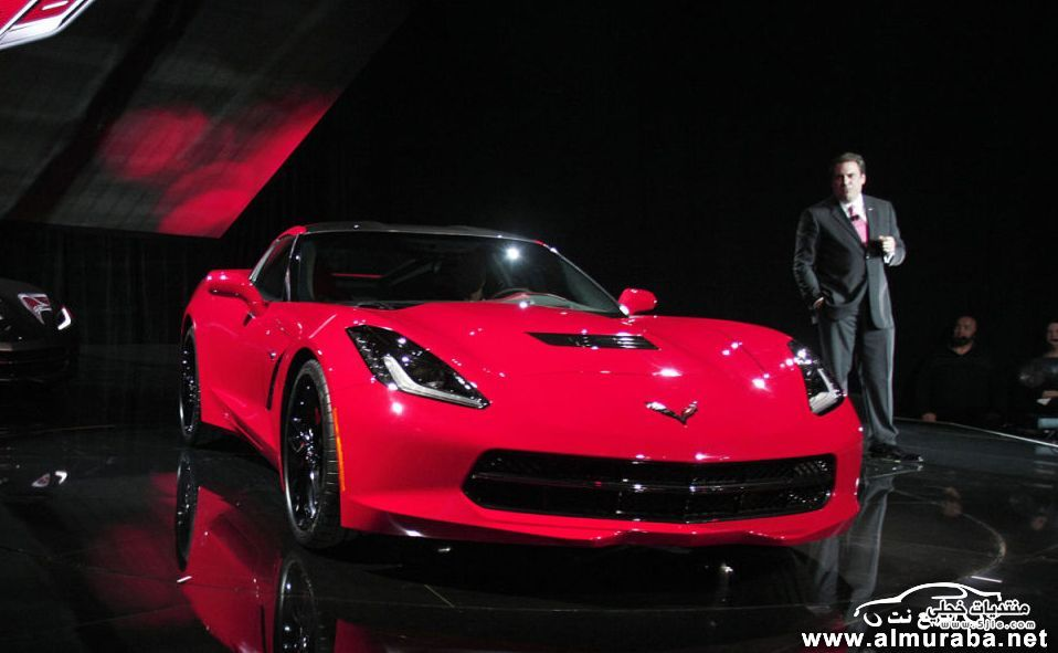 Chevrolet Corvette 2014 شيفروليه كورفيت