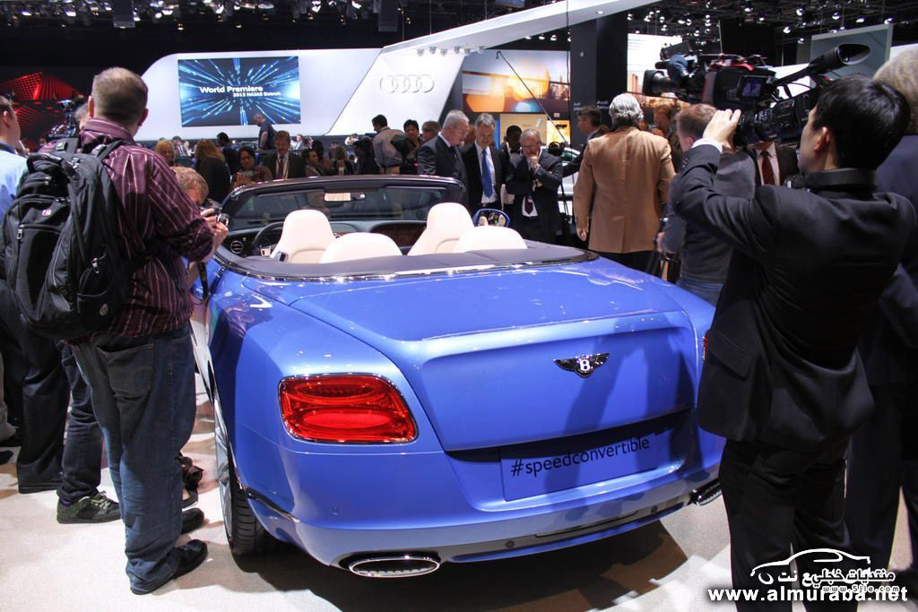 معرض ديترويت للسيارات 2013 Detroit