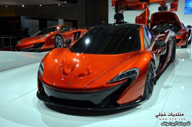 معرض باريس للسيارات 2012 معرض