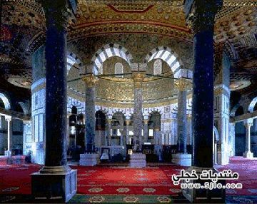 داخل مسجد الاقصى وحفريات الصهاينة