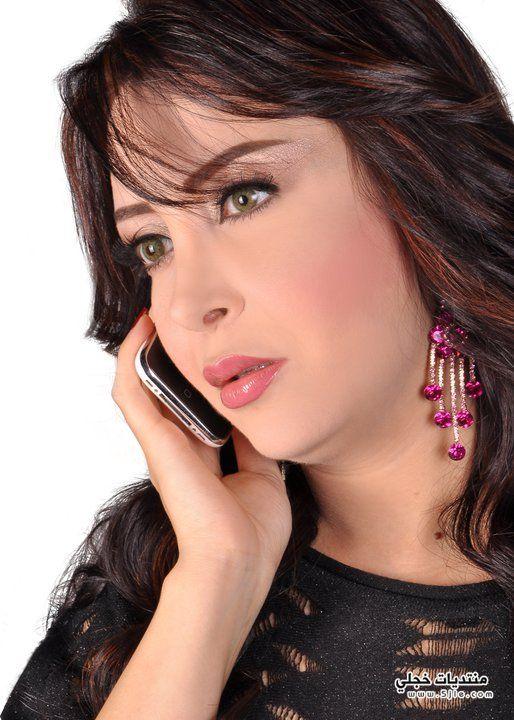 مكياج المذيعه لبنى 2012 مكياج