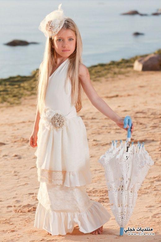 ملابس اطفال مناسبه للعيد 2014