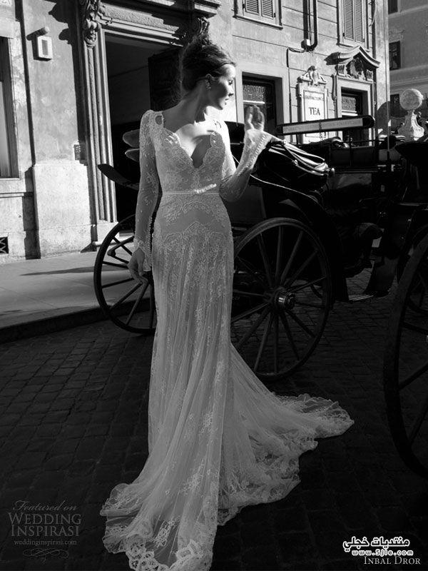 فساتين زفاف للسنه الهجريه 2014
