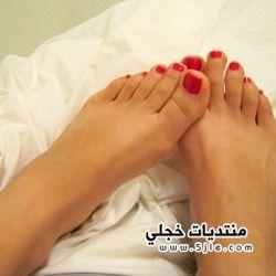كيفية إزالة الجلد الميت القدم
