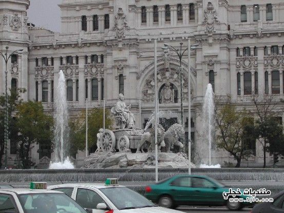 رحلة اسبانيا معلومات سياحية اسبانيا