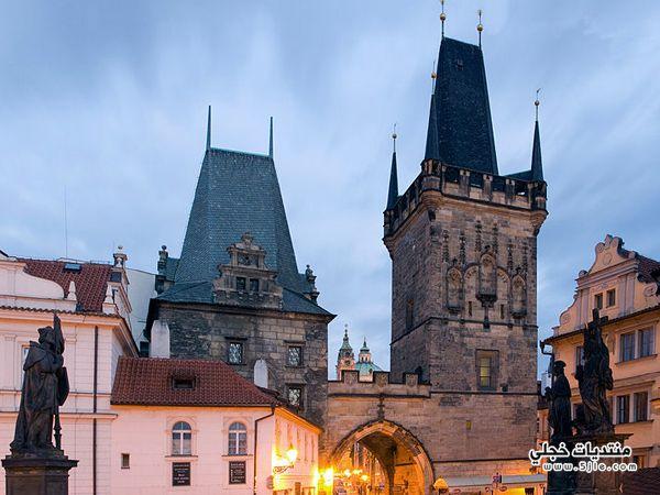 معلومات مدينة براغ التشيكية