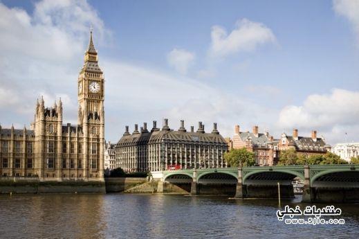 رحلة بريطانيا السياحة بريطانيا