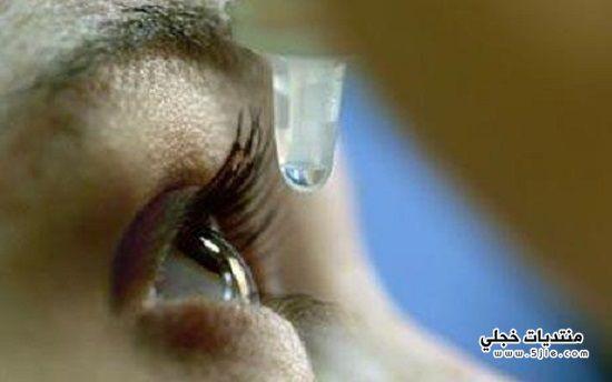 فوائد قطرة العين