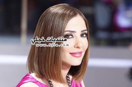 تسريحات المذيعة وفاء الكيلاني 2013
