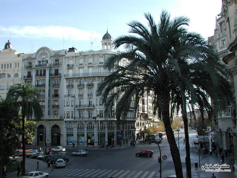 فالنسيا السياحة فالنسيا Valencia