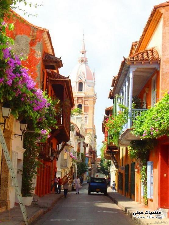 اكثر شوارع العالم رومانسية اجمل