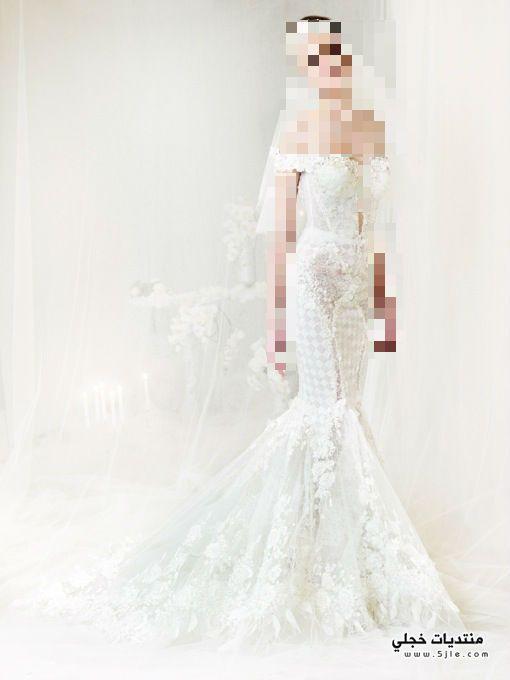 فساتين زفاف موديلات جديدة 2014