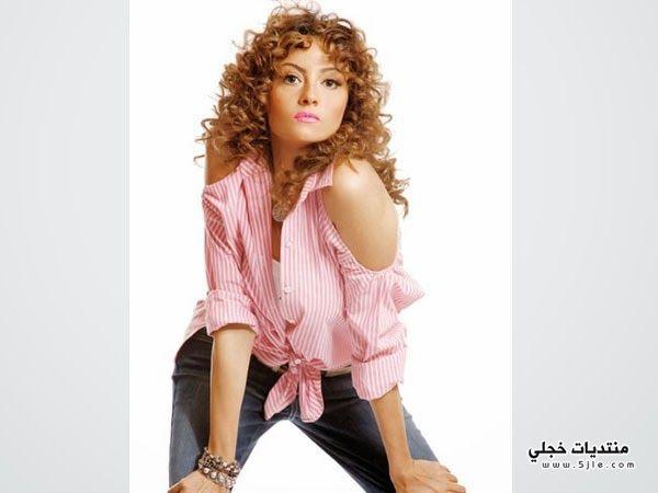 الفنانة المصرية بشرى اللوك الجديد