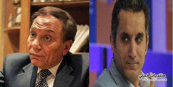 امام وبرنامج باسم يوسف