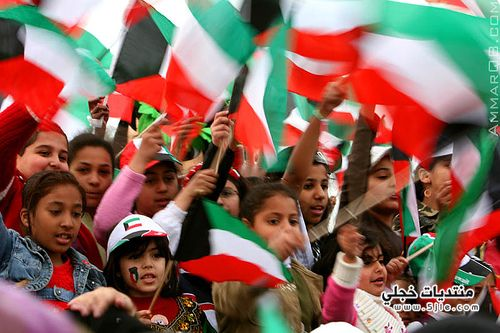 خلفيات العيد الوطني للكويت 2012