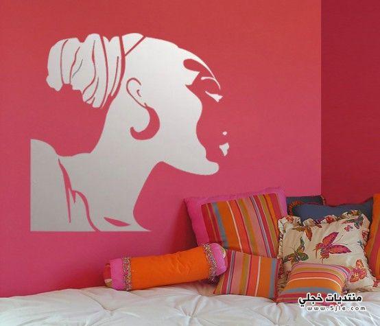 مرايات جميله للجدران