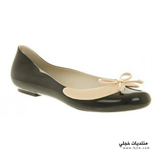 احذية فلات للصبايا 2014