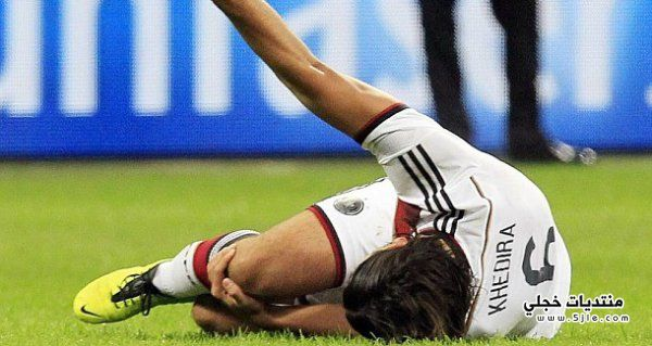 سامي خضيرة يجري عملية اصابته