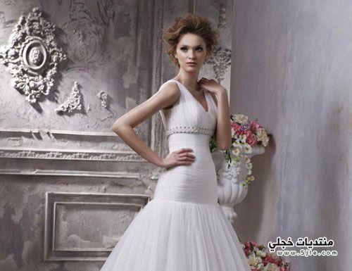 موضة فساتين الزفاف فساتين زفاف